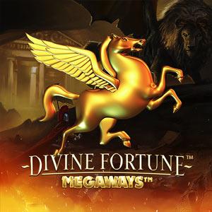 Netent divine fortune megaways